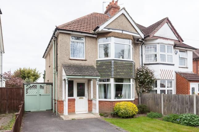 3 bed semi-detached house for sale in Romsey Road, Shirley, Southampton