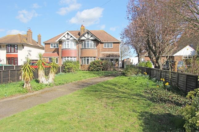 Thumbnail Semi-detached house for sale in London Road, Teynham, Sittingbourne, Kent