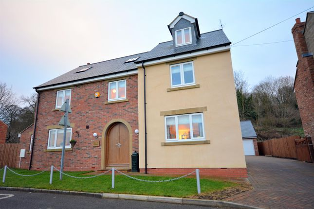 Thumbnail Detached house for sale in Dial Stob Hill, Bishop Auckland