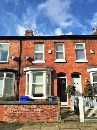 Thumbnail Terraced house to rent in Churchwood Road, Didsbury, Manchester