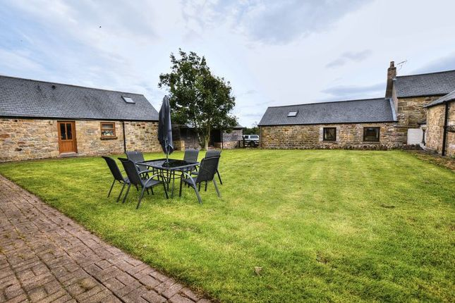Thumbnail Cottage for sale in Felton, Morpeth