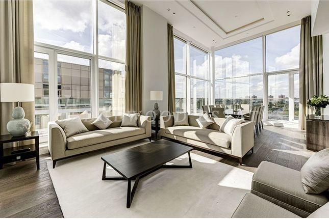 Thumbnail Flat to rent in Charles House, 385 Kensington High Street, Kensington, London