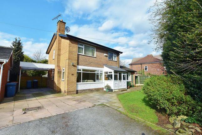 Thumbnail Detached house for sale in Half Edge Lane, Eccles, Manchester