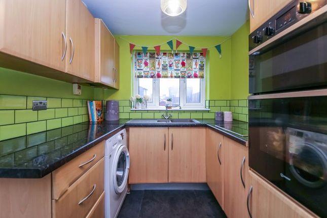 Kitchen of St. James Grove, Poolstock, Wigan WN3