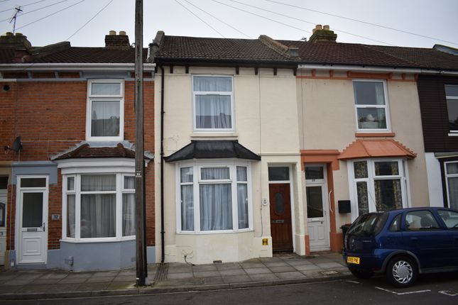 2 bed terraced house to rent in Ward Road, Southsea, Hampshire