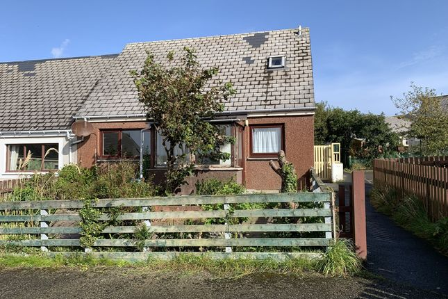 Thumbnail Semi-detached house for sale in Burgadale, Brae