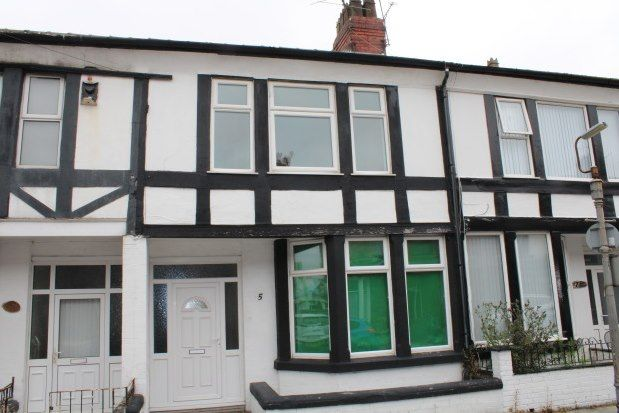 Thumbnail Terraced house to rent in Fifth Avenue, Liverpool