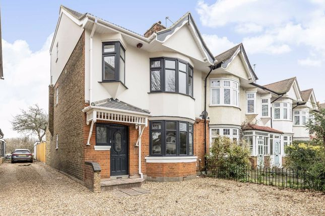 Thumbnail Semi-detached house to rent in Boston Manor Road, Brentford
