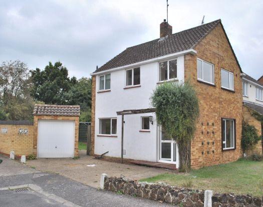 Thumbnail Semi-detached house to rent in Heath Park Drive, Leighton Buzzard