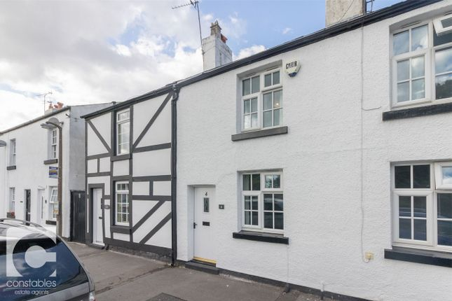 Thumbnail Terraced house to rent in Station Road, Parkgate, Neston, Cheshire