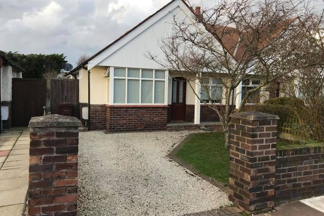 Thumbnail Bungalow to rent in Cleveleys Road, Southport