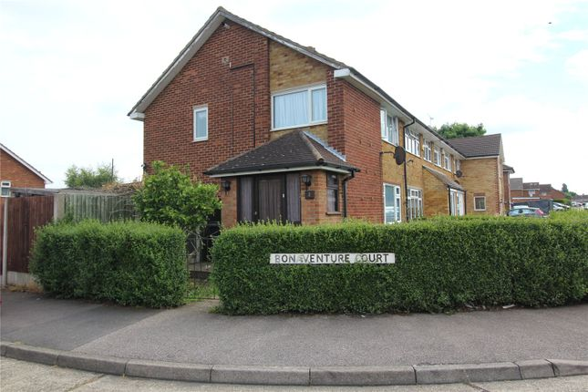 Thumbnail End terrace house to rent in Bonaventure Court, Gravesend, Kent