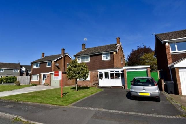 Thumbnail Detached house for sale in Valley Way, Knutsford