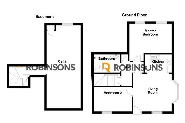 2 bed flat for sale in High Street North, Dunstable LU6