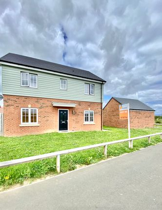 Thumbnail Detached house to rent in Parkside View, Backworth