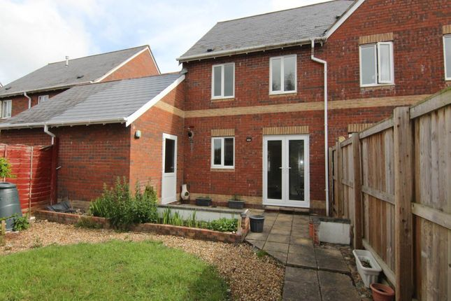 Rear Of Property of Old Mill Way, Weston Village, Weston-Super-Mare BS24