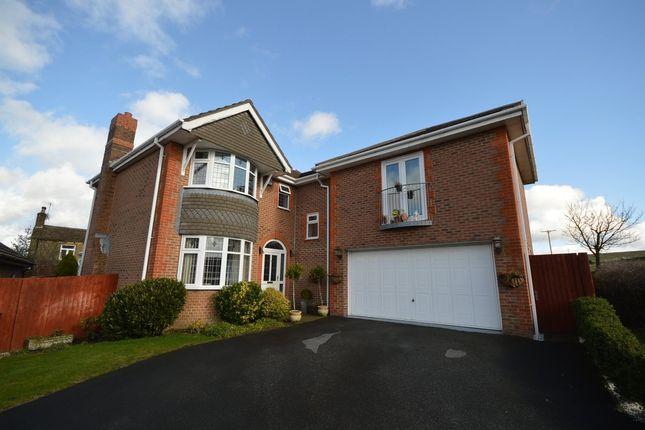 Thumbnail Detached house for sale in Moorfield Court, Grange Moor, Wakefield