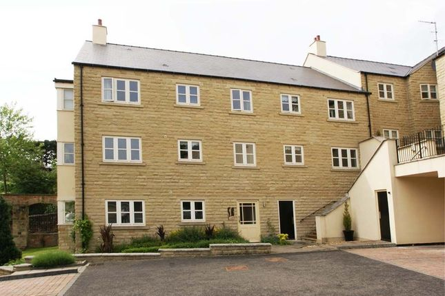 Thumbnail 2 bedroom flat to rent in Cavendish Apartments, Cavendish Road, Matlock, Derbyshire