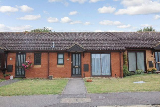 Thumbnail Property for sale in Evesham Close, Oaksmere Gardens, Ipswich