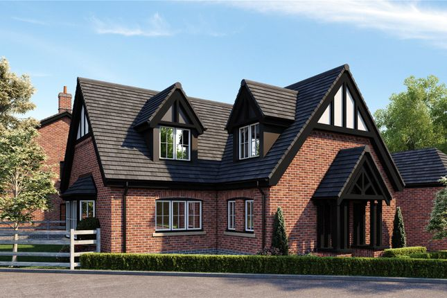 3 bed detached house for sale in Plot 12 Anwick Manor, 16 The Gardens NG34