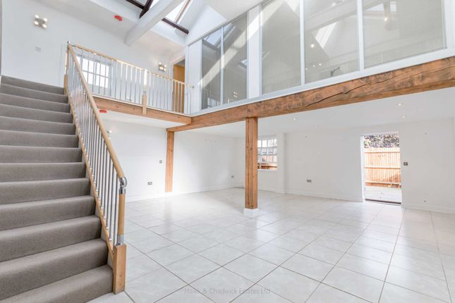 Thumbnail Detached house for sale in Church Street, Shillington, Hitchin