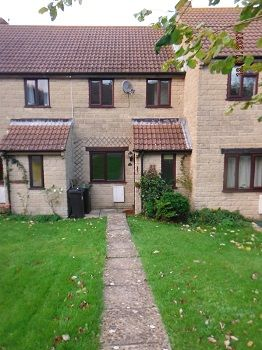 Thumbnail Terraced house to rent in Springfield, Pucknowle