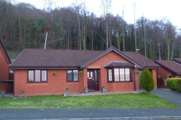 Thumbnail Detached bungalow to rent in Lon Dderwen, Abergele
