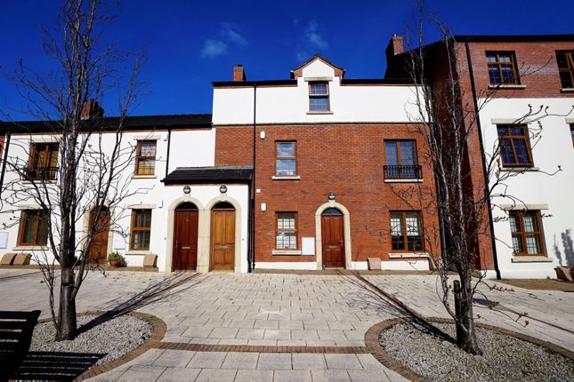 Thumbnail 4 bedroom flat for sale in Old Market Square, Newtownards