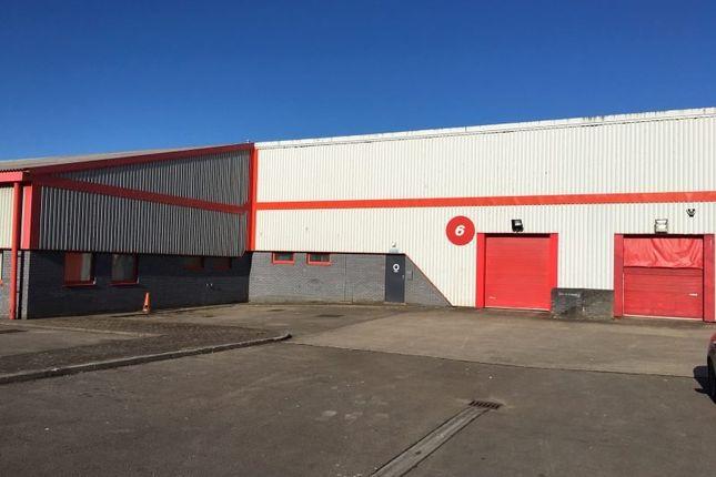 Thumbnail Industrial to let in Unit 6 New Street, Bridgend Industrial Estate, Bridgend