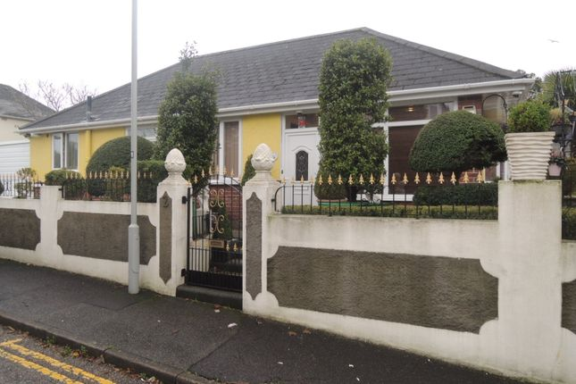 Thumbnail Detached bungalow for sale in Stalham Road, Branksome