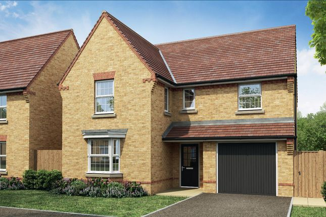 "Thumbnail Detached house for sale in ""Lullingstone"" at Bearscroft Lane, London Road, Godmanchester, Huntingdon"