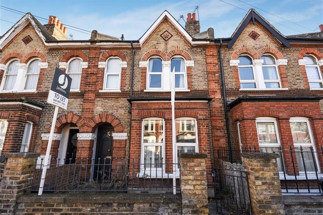 Thumbnail Terraced house to rent in Summerley Street, London