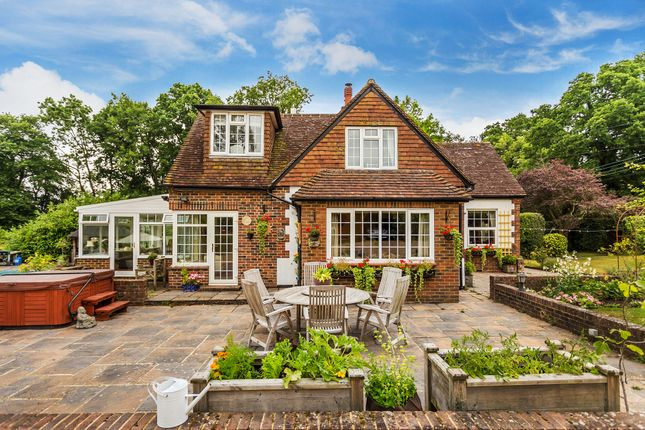 Thumbnail Detached house for sale in Uckfield Lane, Hever