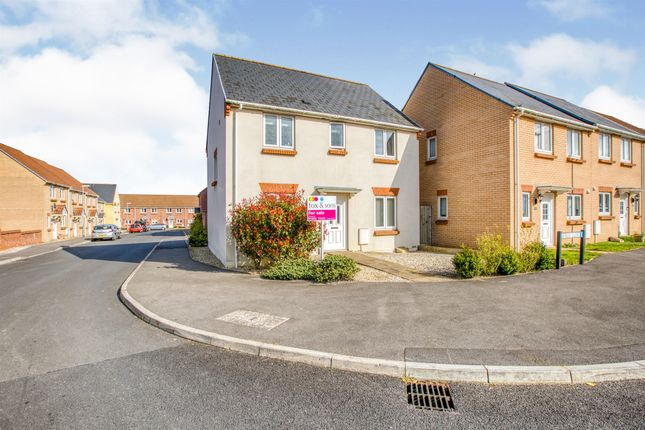 Thumbnail Detached house for sale in Monarch Road, Crewkerne