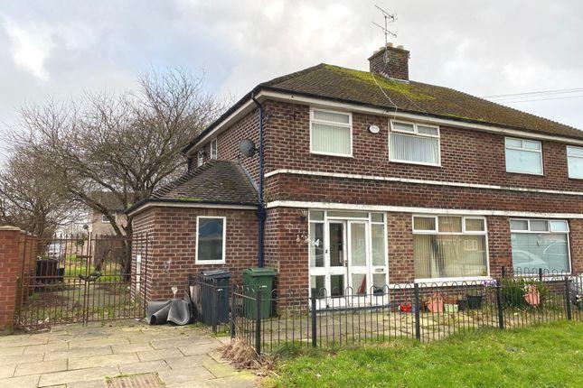 Semi-detached house for sale in Twickenham Drive, Moreton, Wirral