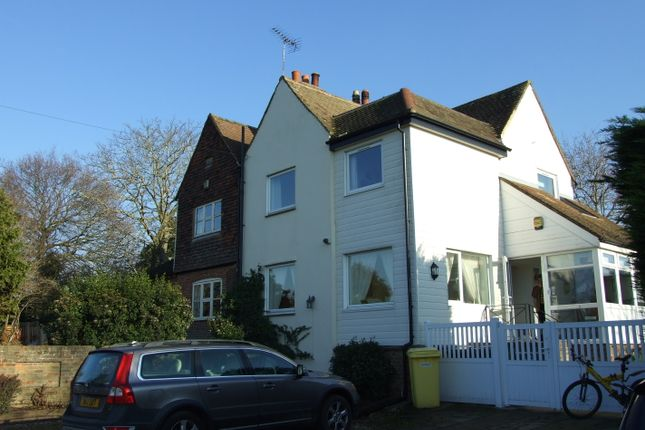 Thumbnail Semi-detached house for sale in Maidstone Road, Upper Ruxley, Sidcup