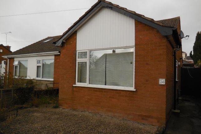 Thumbnail Bungalow to rent in Ackleton Gardens, Bradmore, Wolverhampton