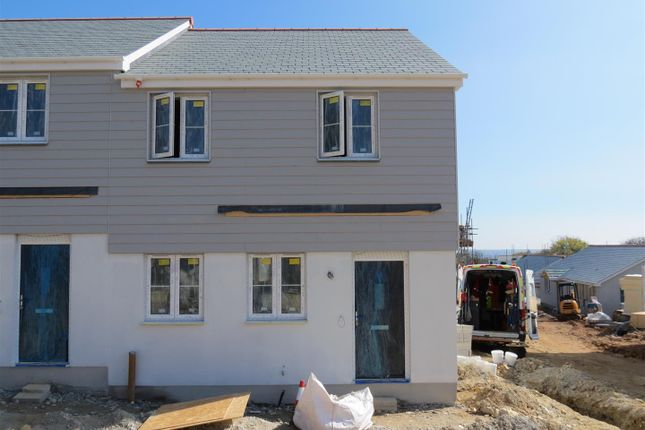 Thumbnail Semi-detached house for sale in Seaways, St Austell, St. Austell
