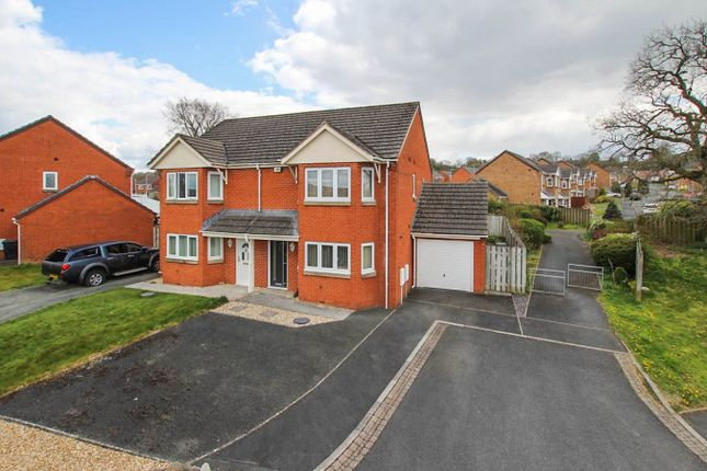 Thumbnail Semi-detached house for sale in Tremont Park, Llandrindod Wells