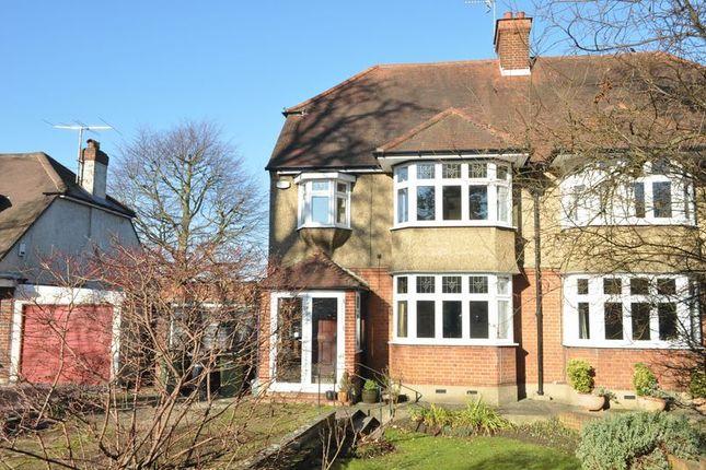 Thumbnail Semi-detached house for sale in Leatherhead Road, Ashtead