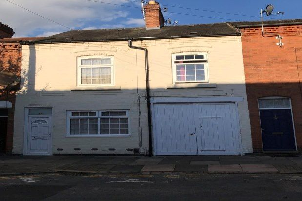 Thumbnail Terraced house to rent in Oxford Road, Leicester
