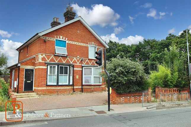 Thumbnail Detached house for sale in Bramford Road, Ipswich