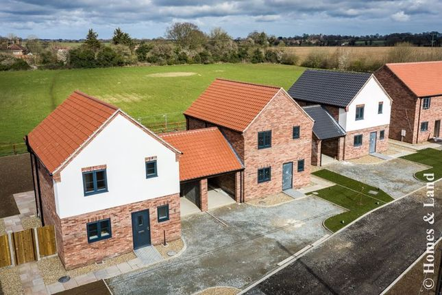 3 bed semi-detached house for sale in Plot 7, Palmers Lane, Freethorpe NR13