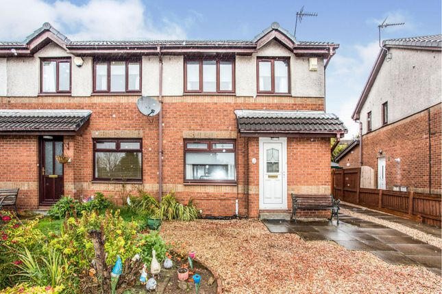 Thumbnail Semi-detached house for sale in Duntreath Gardens, Glasgow