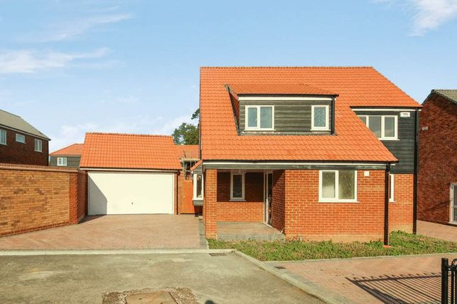 Thumbnail Detached house for sale in 45 Homestead Close, Rayleigh