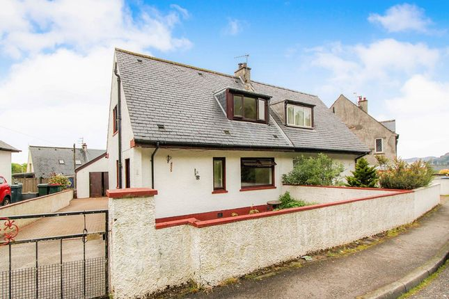 Thumbnail Semi-detached house for sale in Camus Road, Dunbeg, By Oban, Argyllshire