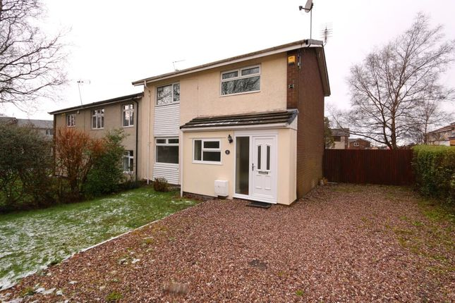 Thumbnail Terraced house to rent in Ford Grove, Mottram, Hyde