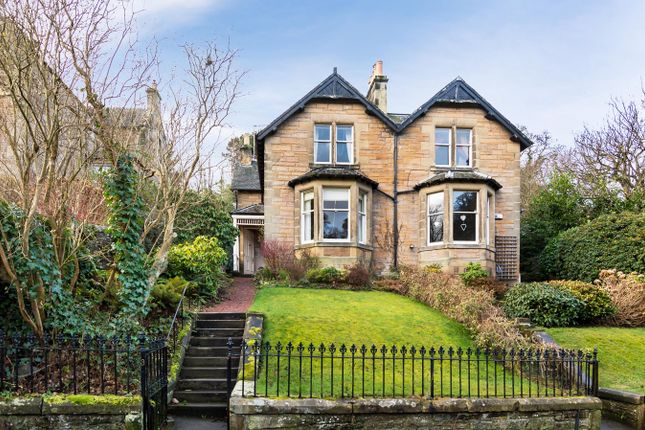 Thumbnail Semi-detached house for sale in Dell Road, Colinton, Edinburgh