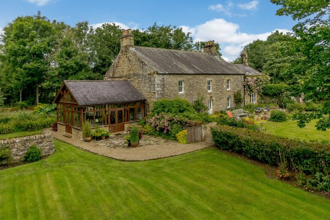 Thumbnail Detached house for sale in Tarset, Hexham, Northumberland