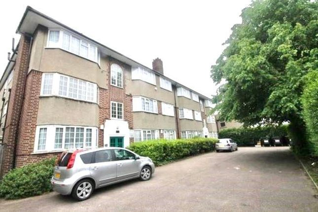 Thumbnail 2 bed flat for sale in Holmwood Court, Hertford Road, Enfield